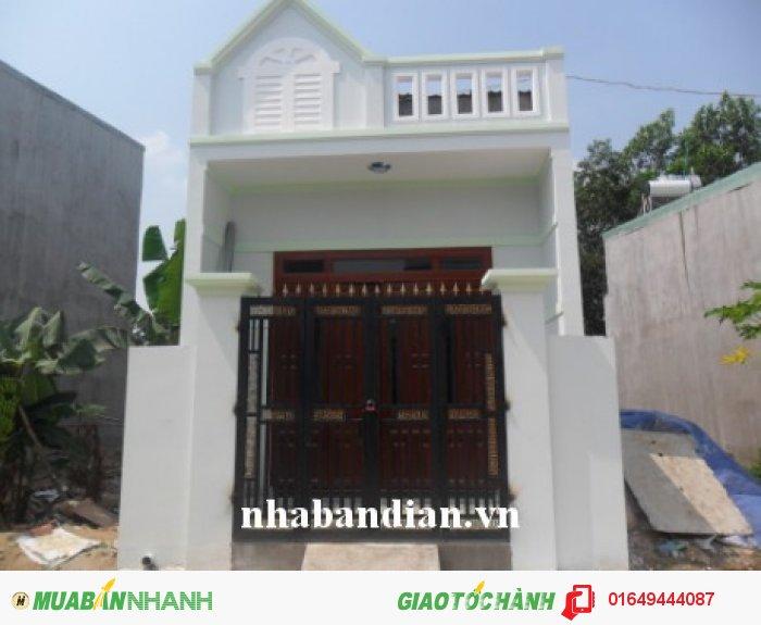 Cần tiền nên sang gấp nhà mới xây đường Trần Văn Mười