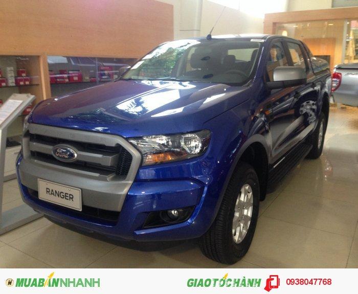Đánh giá xe ford Ranger 2016, Ford ranger 2016