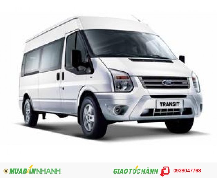 Gia xe ford transit 2016, ford trasit medium 2016, ford trasit luxury 2016