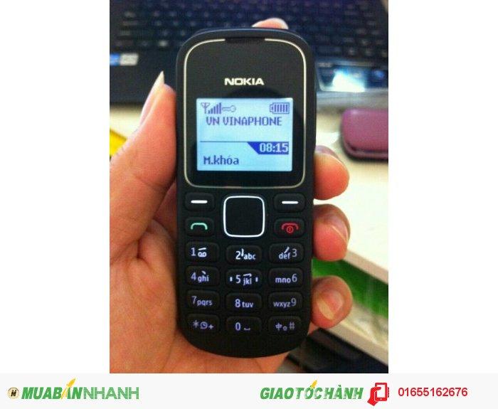Điện thoại nokia 1280 mới 100%...