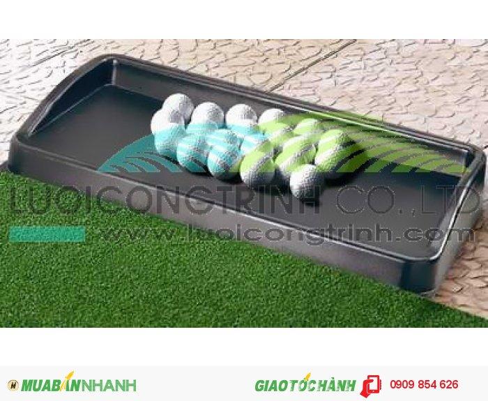 Khay đựng bóng golf, rổ đựng bóng golf bền đẹp giá tốt nhất thị trường2