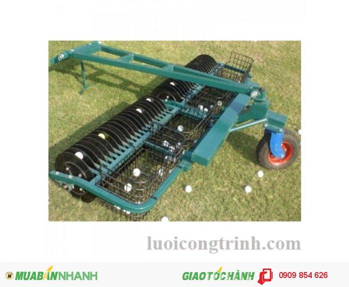Máy nhặt banh Golf0