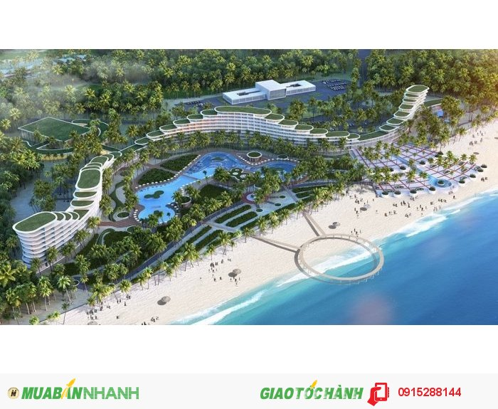 Đầu tư an toàn FLC Quy Nhơn Beach & Golf Resort- CK 3%, Cam kết lợi nhuận 10%/năm - Tặng 150 đêm du lịch