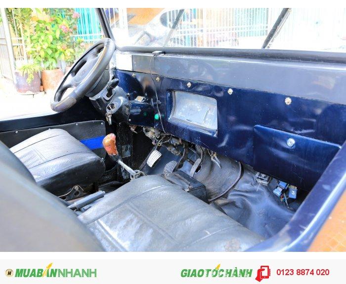 Xe jeep bầu cj5 máy dầu toyota 2