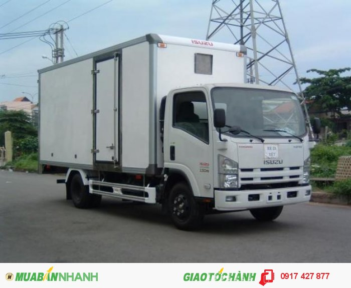 Xe tải isuzu 3t5 thùng bạt nhập khẩu 100%-cam kết giá rẻ nhất-0917427877 1