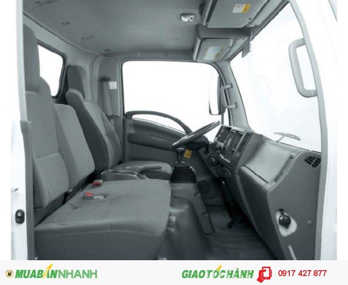 Xe tải isuzu 3t5 thùng bạt nhập khẩu 100%-cam kết giá rẻ nhất-0917427877 2