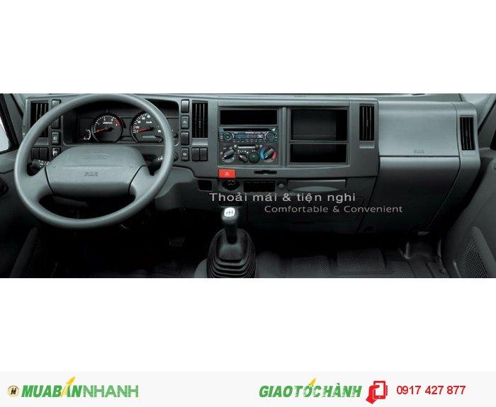 Xe tải isuzu 3t5 thùng bạt nhập khẩu 100%-cam kết giá rẻ nhất-0917427877 4