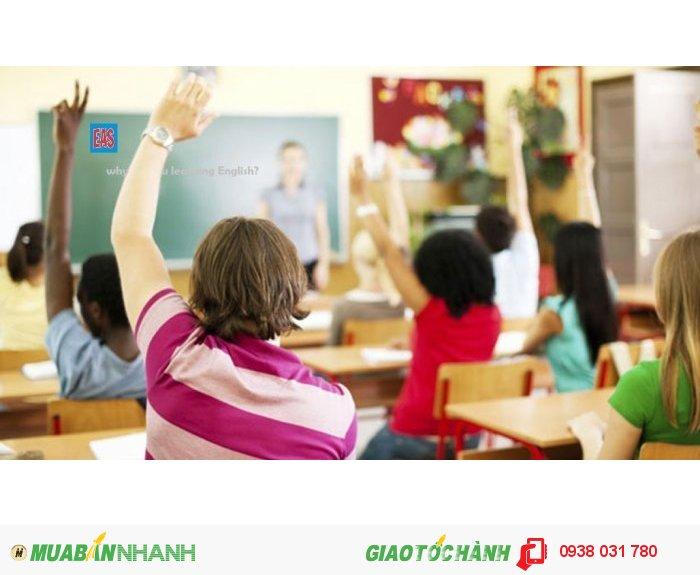 Lớp học tiếng Anh trẻ em tại trường Anh ngữ quốc tế Âu Úc Mỹ 368 Nguyễn Văn Luông, Phường 12, Quận 6, Thành phố Hồ Chí Minh