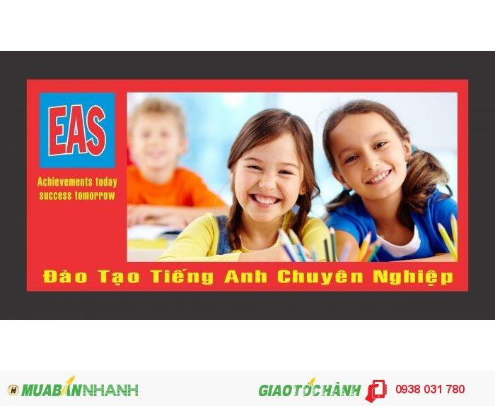 Chương trình đào tạo tiếng Anh thiếu nhi tại trường Anh ngữ quốc tế Âu Úc Mỹ 368 Nguyễn Văn Luông, Phường 12, Quận 6, Thành phố Hồ Chí Minh