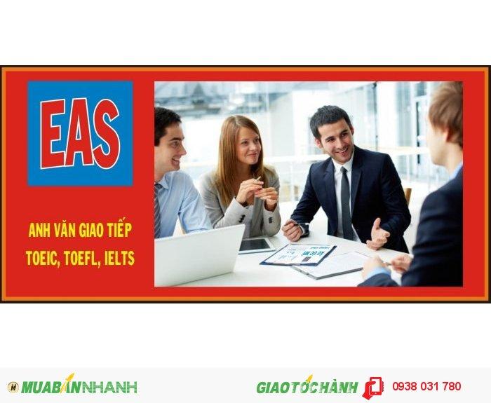 Học tiếng Anh giao tiếp quốc tế toeic, ielts, toefl tại trường ngoại ngữ Âu Úc Mỹ 368 Nguyễn Văn Luông, Phường 12, Quận 6, Thành phố Hồ Chí Minh