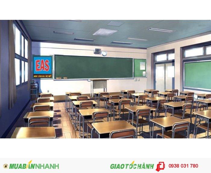 Lớp học tiếng Anh thiếu nhi - anh văn thiếu niên tại trường ngoại ngữ Âu Úc Mỹ 368 Nguyễn Văn Luông, Phường 12, Quận 6, Thành phố Hồ Chí Minh