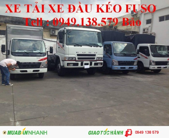 Mitsubishi Fuso sản xuất năm 2016 Số tay (số sàn) Dầu diesel