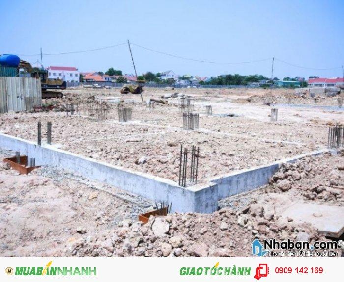 Bán đất mặt tiền đường Nguyễn Trãi,Lái Thiêu,Bình Dương.