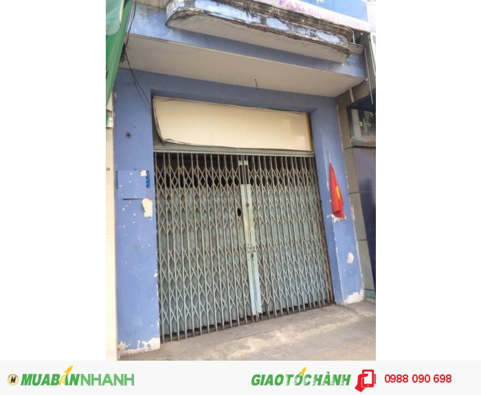 Bán nhà mặt tiền 40m Cộng Hòa, P.13, Tân Bình