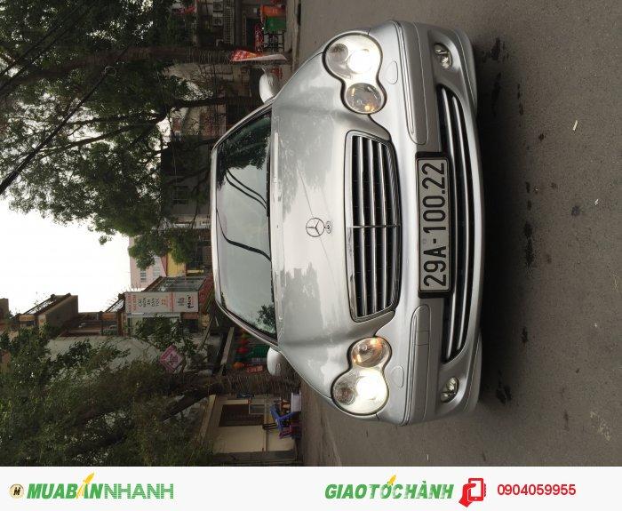 Cần bán gấp Xe Mercedes C180K Nhập khẩu