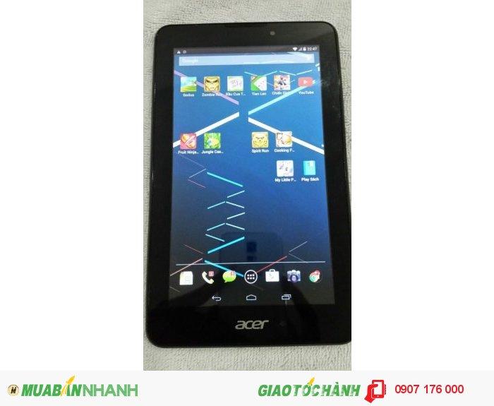 MTB Acer A1-713 3G-Wifi nghe gọi mới 98% bh lâu