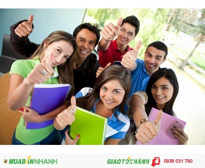Khóa học tiếng Anh giao tiếp dành cho học sinh - sinh viên tại trường Anh ngữ Quốc tế Âu Úc Mỹ 368 Nguyễn Văn Luông, Phường 12, Quận 6, Tp.HCM