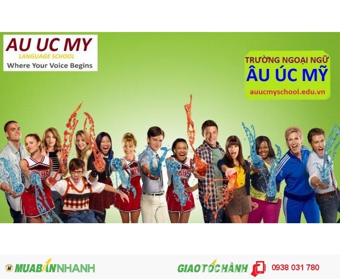 Ngày hội chào năm học mới là hoạt động thường niên chào đón tân học viên tại trường Anh ngữ Quốc tế Âu Úc Mỹ 368 Nguyễn Văn Luông, Phường 12, Quận 6, TpHCM
