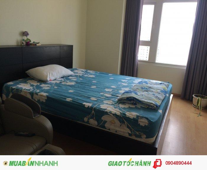 Bán căn hộ cao cấp đầy đủ nội thất Saigon Pearl, 135m2 3PN. Giá 5,9 tỷ