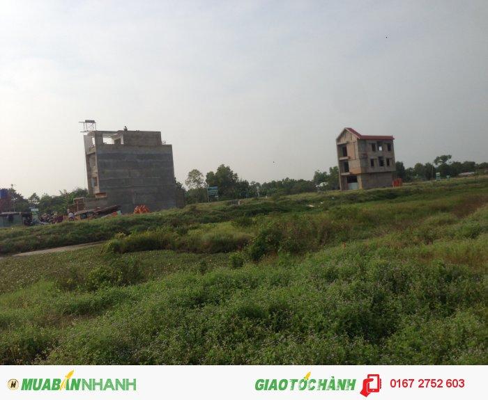 Đất biệt thự xanh 10x20m. Ngay trung tâm Nam Sài Gòn. Đg 20m