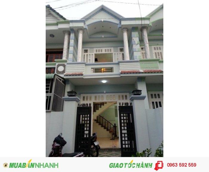 Cần bán nhà gần KCN Tân Bình - 4*14m - 880triệu