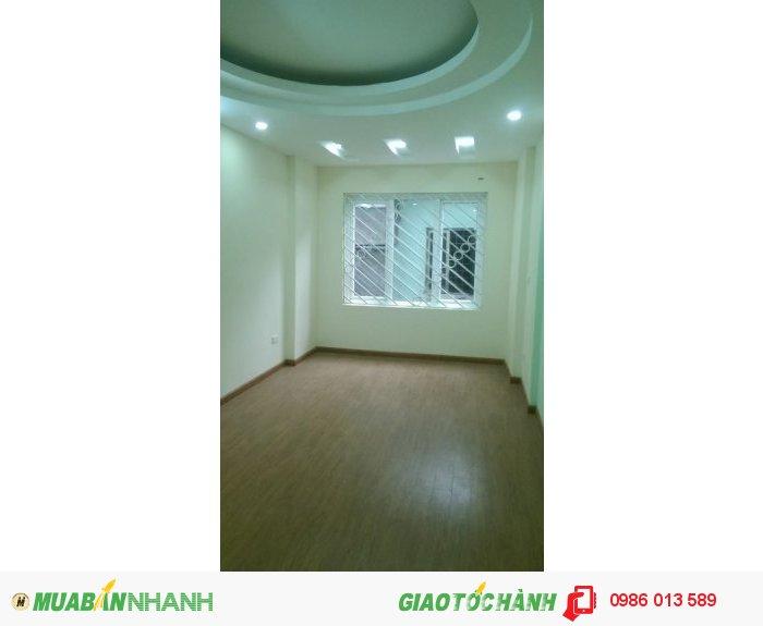 Bán nhà phố Giáp Nhị, Trương Định xây mới 48m2 x 5 tầng cực đẹp ô tô đỗ cửa giá 2.95 tỷ