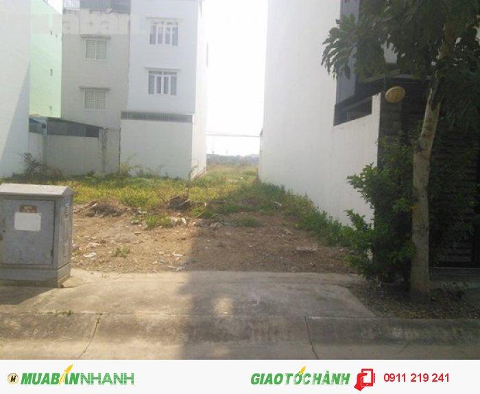 Đất Thạnh Lộc 10x10 có thể chia 2 lô 50 m2 trên đường H.H.Giáp,Q12
