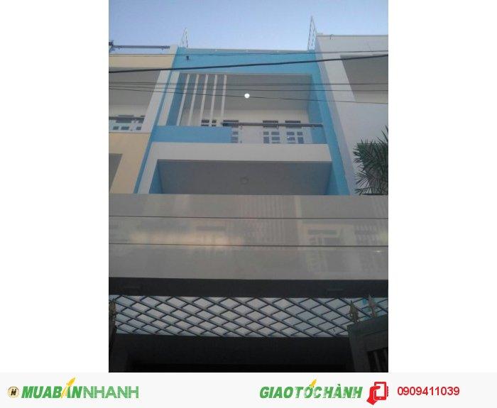 Nhà mới xây 3L, 4PN, gần Bình Triệu, đã có SHR, giá 3.5 tỷ.