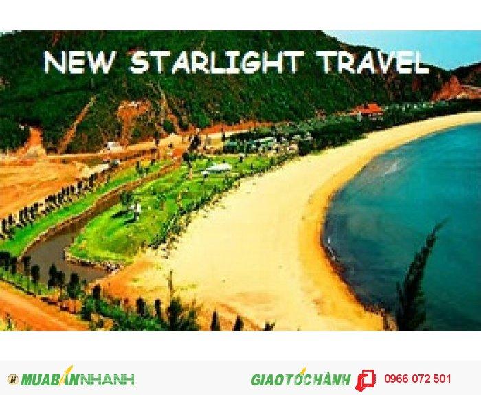 Du lịch Bãi Lữ Resort 3 ngày 2 đêm giá tốt