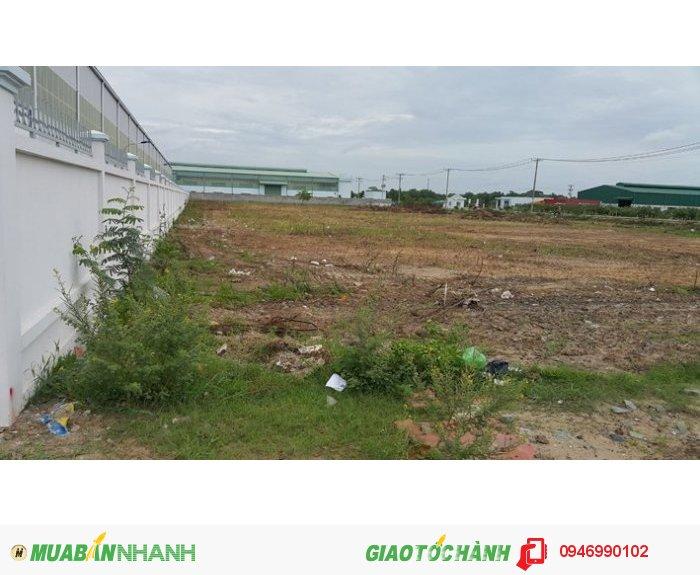 còn vài lô đất mặt tiền cần bán cho khách xây nhà hoặc buôn bán mở xưởng