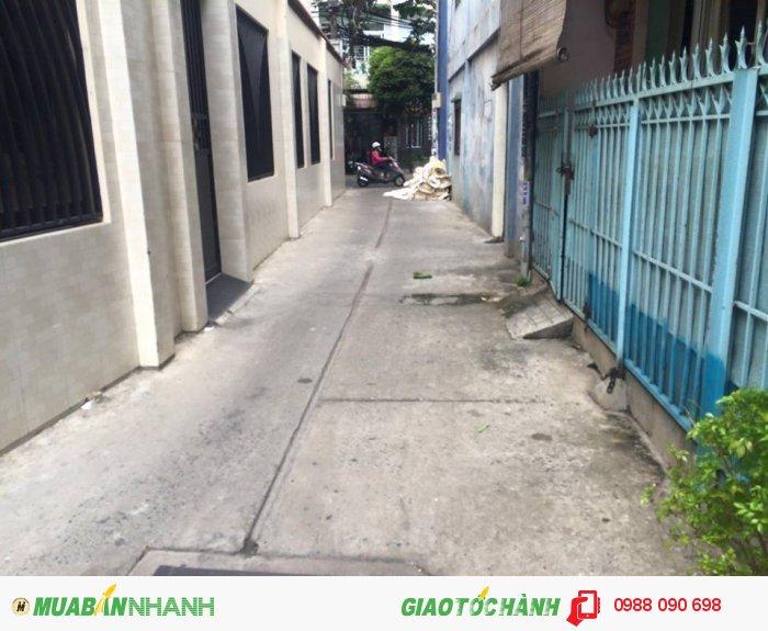 Bán gấp nhà hẻm 4m Nguyễn Hồng Đào, P.14, Q.Tân Bình