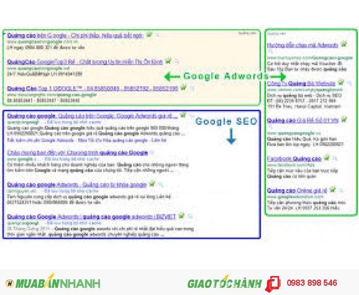 Quảng Cáo Google ad