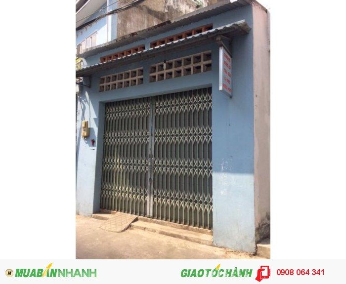 Bán nhà cấp 4 hẻm xe hơi Tân Hải, P.13, Tân Bình