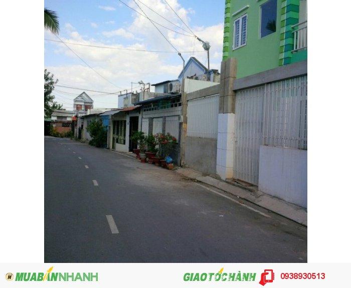 Đất Hóc Môn, mặt tiền đường, 20x32, giá 12tr/m2