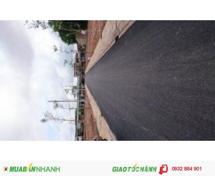 Bán đất SHR,TC, XD ngay Q.12 (4X18) giá 850 triệu, Cách Vườn Lài 500m, đường nhựa 8m.