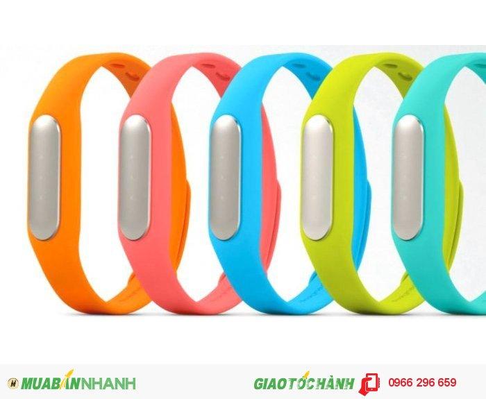 Vòng Mi Band Xiaomi 1s Pulse (đo nhịp tim)