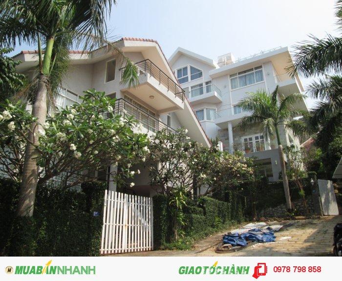 Cần bán Biệt thự Đồi sứ đường Trần Phú, TP Vũng Tàu Phong thủy tốt