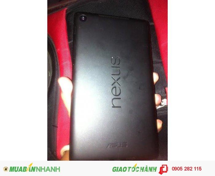 Google Nexus 7 2013 Wifi Ram 2G (tin còn máy còn)