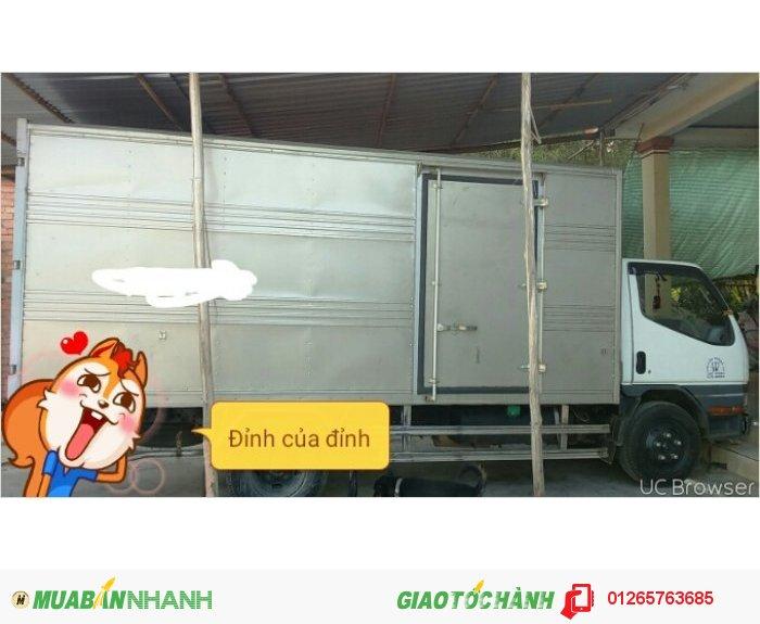 xe tải mitsubishi 1