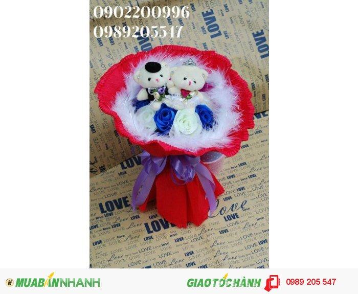 hoa gấu bông giá rẻ sỉ và lẻ, giao hàng toàn quốc1
