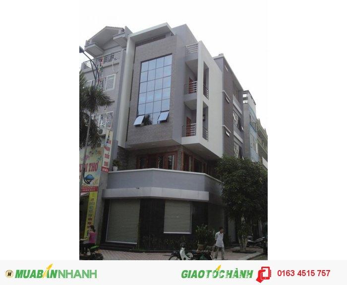 Cần bán gấp biệt thự 4 mặt tiền Nguyễn Thái Sơn, P.8, GV DT 12x 15m