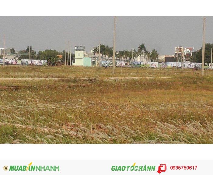 Đất nền dự án ngay tại khu công nghiệp phía Tây SG