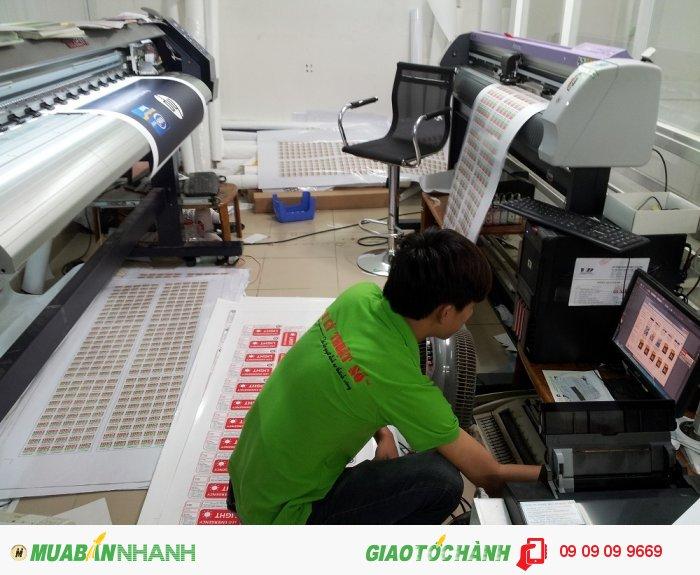 Các máy in mực nước, máy in mực dầu Mimaki, máy bế Mimaki tại In Kỹ Thuật Số...