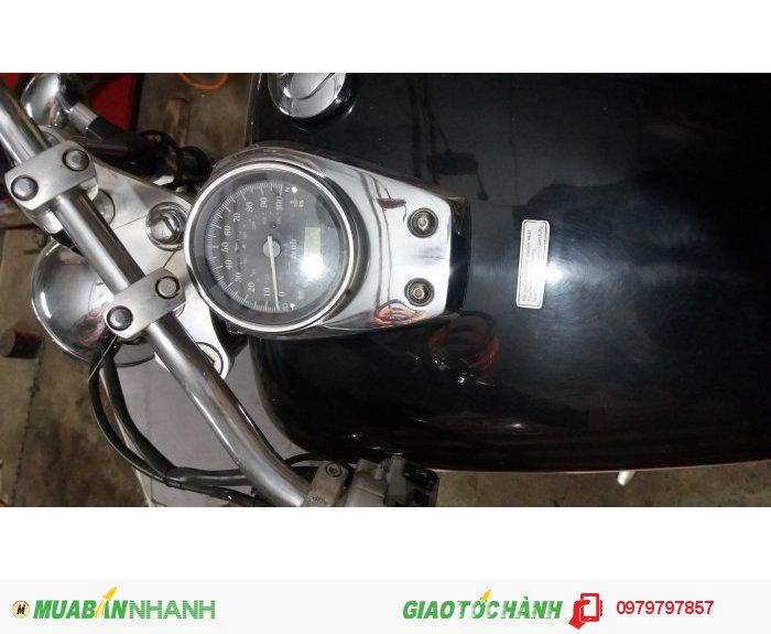 Xe moto honđaShadow750cc