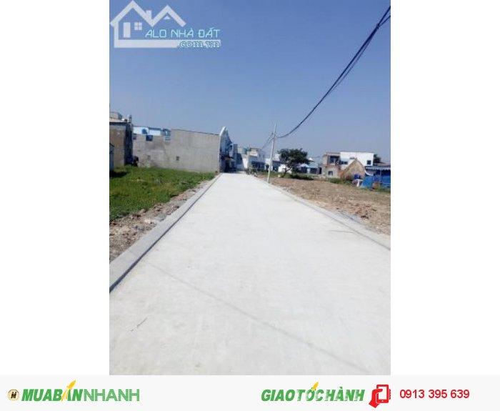 Bán đất Bình Tân giá rẻ,350 triệu/nền,cách Tên Lửa 5 phút