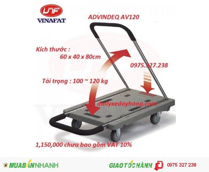 Xe đẩy sàn nhựa 4 bánh, xe đẩy sàn nhựa Trung Quốc, xe đẩy dùng trong văn phòng giá rẻ2