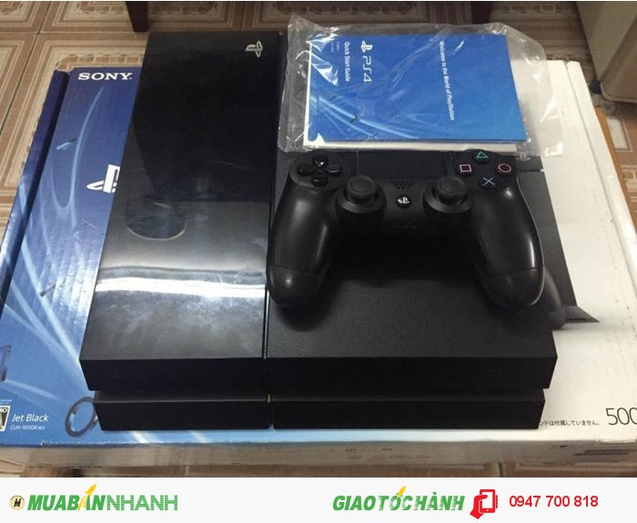 PS4 Fullbox + PES 20160