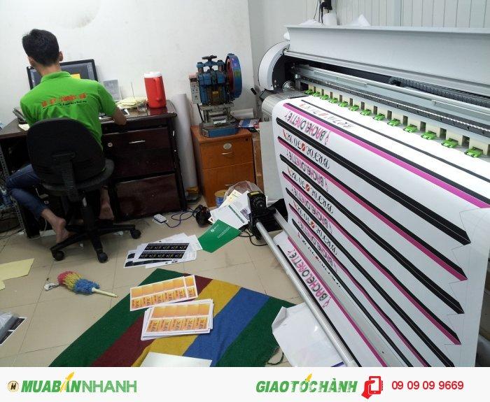In dải chéo lẵng hoa khai trương cho Hoa Tươi Đẹp | In silk mực nước | Công ty TNH...