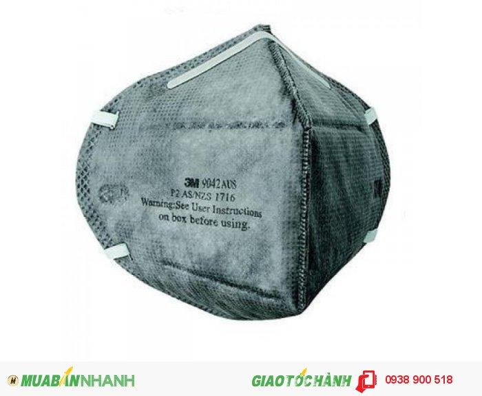 Khẩu trang than hoạt tính 3M-9042A