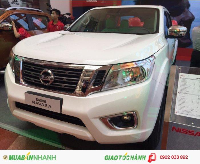 Đặt Mua Ngay Xe Navara EL (2wd At) Để Nhận Những Ưu Đãi Đăc Biệt Của Nissan